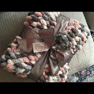 Homemade Hand Crochet Blankets
